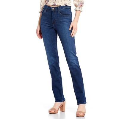 リーバイス レディース デニムパンツ ボトムス Levi'sR 724 High Rise Straight Jeans