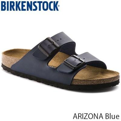 ビルケンシュトック レディース メンズ サンダル アリゾナ ARIZONA ベルト コンフォート サンダル 幅広 レギュラー ブルー BIRKENSTOCK GC051751 国内正規品