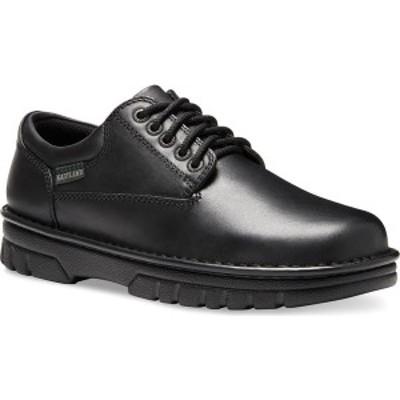 イーストランド メンズ ドレスシューズ シューズ Plainview Black Leather
