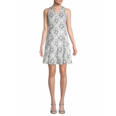ドナリッコ レディース ワンピース Floral Fit-And-Flare Dress