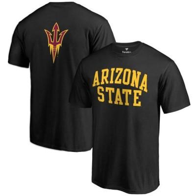 ユニセックス スポーツリーグ アメリカ大学スポーツ Arizona State Sun Devils Primetime T-Shirt - Black Tシャツ
