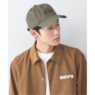 JEANS MATE / 【BEN DAVIS/ベンデイビス】ツイルキャップ BDW-9483 ローキャップ ブランドロゴ刺繍 ユニセックス MEN 帽子 > キャップ