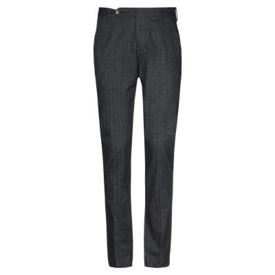 アントレ アミ ENTRE AMIS パンツ ブラック 31 コットン 98% / ポリウレタン 2% パンツ