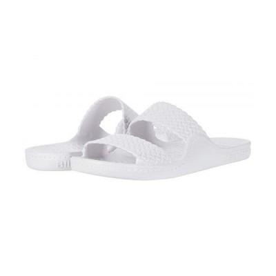 Billabong ビラボン レディース 女性用 シューズ 靴 サンダル Tidal Wave - White