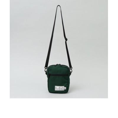 【SHIPS別注】Powderhorn Mountaineering: CORDURA(R) SHOULDER BAG USA