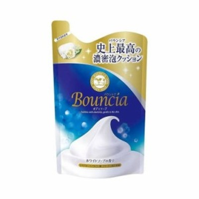 牛乳石鹸 バウンシア ボディソープ 詰替400ml×16個セット【送料無料】