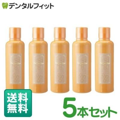 マウスウォッシュ プロポリンス / ボトルタイプ レギュラータイプ 5本セット(1本/600ml)