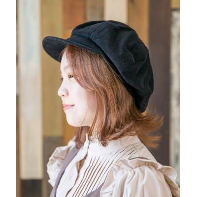 Shop無 / APPLE CAS CORD【アップルキャスコード】 WOMEN 帽子 > キャスケット