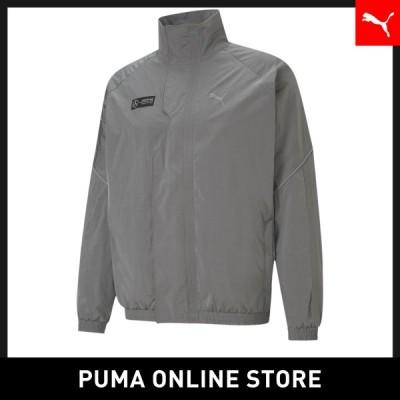 最短当日出荷 プーマ メンズ アウター PUMA メルセデス MAPF1 ストリート ウーブン ジャケット