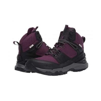 Altra Footwear オルタフットウエア レディース 女性用 シューズ 靴 ブーツ ハイキングブーツ Tushar Boot - Black/Purple