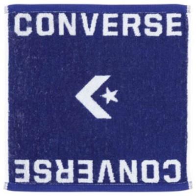 コンバース ジャガード ハンドタオル(袋入り)(ネイビー×ホワイト) CONVERSE CON-CB182902-2911 【返品種別A】