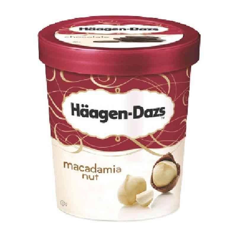 Haagen Dazs 夏威夷果仁冰淇淋