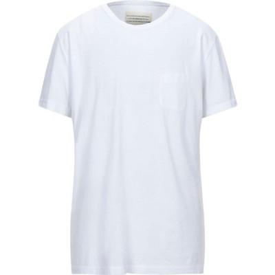ボクー ..,BEAUCOUP メンズ Tシャツ トップス t-shirt White