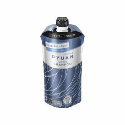 (詰替え)メリット ピュアン ユニーク リリー&サボンの香り シャンプー 詰替用(340ml)
