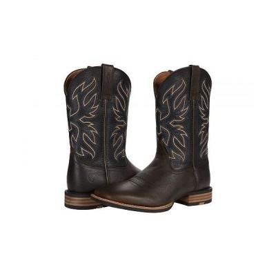 Ariat アリアト メンズ 男性用 シューズ 靴 ブーツ ウエスタンブーツ Everlite Vapor - Ranch Brown/Black Deertan