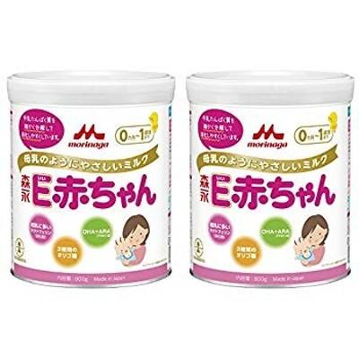 特定流通限定森永E赤ちゃん 大缶800g2缶パック