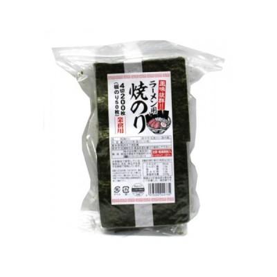 関口海苔 業務用ラーメンのり (4切200枚)