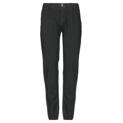 LIU •JO MAN パンツ ダークグリーン 28 コットン 97% / ポリウレタン 3% パンツ