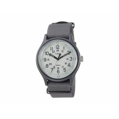 タイメックス 腕時計 アクセサリー メンズ MK1 Aluminum 3-Hand Silver/Grey
