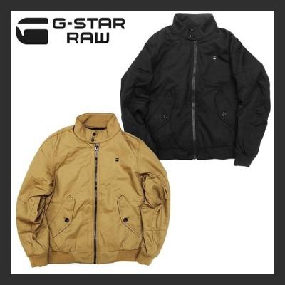 【G-STAR RAW】ジースター ロウ Rackam Padded Jacket スリムジャケット 空軍ボンバー 薄中綿入り 立体縫製 薄手ツイル