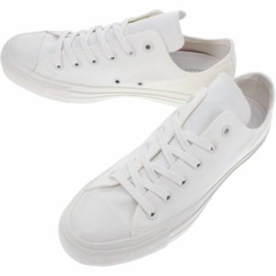 コンバース CONVERSE スニーカー オールスター 100 ホワイトプラス オックス ALL STAR 100 WHITEPLUS OX ホワイト 1SC549