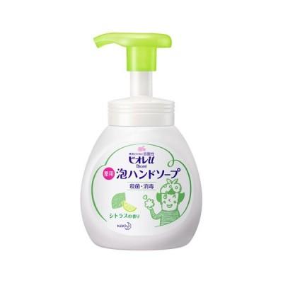 [花王]ビオレu 泡ハンドソープ シトラスの香り 本体 250ml