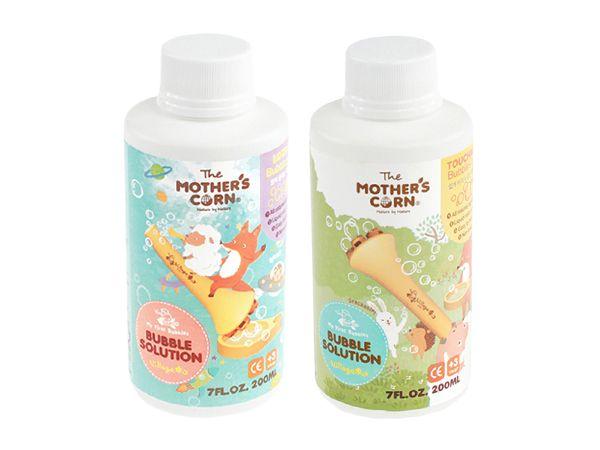 韓國 Mother's Corn~兒童專用不易破/超多泡泡補充罐(200ml) 款式可選【DS000856】