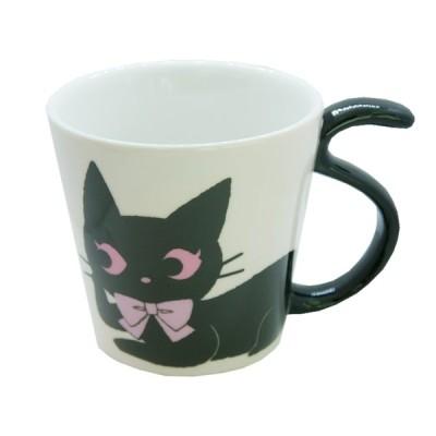 ロピ しっぽマグカップ ピンク