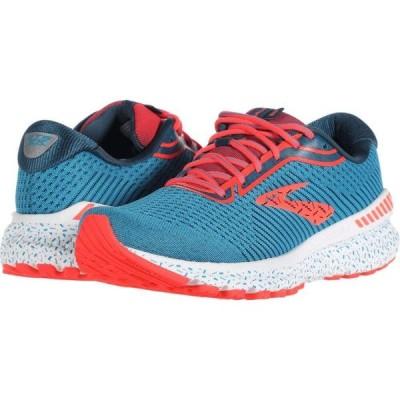 ブルックス Brooks レディース ランニング・ウォーキング シューズ・靴 Adrenaline GTS 20 Blue/Majolica/Coral