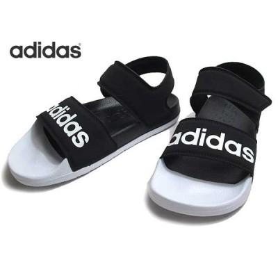 アディダス adidas F35416 アディレッタサンダル コアブラック キッズ 靴