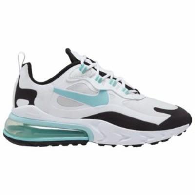 (取寄)ナイキ レディース シューズ エア マックス 270 リアクト Nike Women's Shoes Air Max 270 ReactPhoton Dust Aurora Green White B