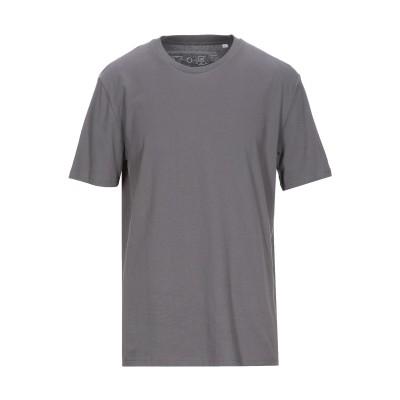 CINGOMMA T シャツ 鉛色 L オーガニックコットン 100% T シャツ