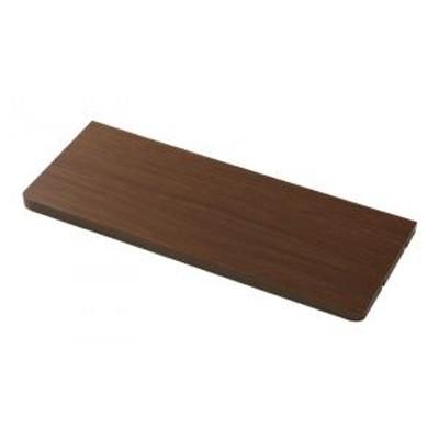 専用別売品 下段大型本用棚板 カラー:ブラウン 究極のこだわり本棚 突っ張り式