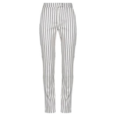 1-ONE パンツ ライトグレー 40 コットン 60% / ナイロン 28% / ポリエステル 9% / ポリウレタン 3% パンツ