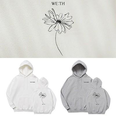 PENTAGON週辺 WETHフードスウェット 韓国ファッション 男女兼用 トップス 応援服 メンズ レディース 厚手(裹起毛)パーカー