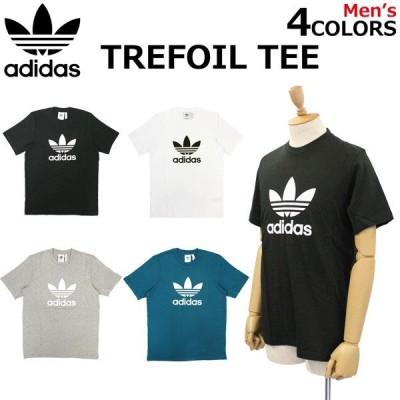 adidas Originals アディダス オリジナルス TREFOIL TEE Men's トレフォイル Tシャツ カットソー トップス メンズ ルームウェア 部屋着 父の日