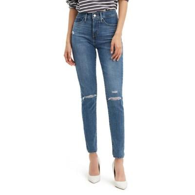 リーバイス レディース デニムパンツ ボトムス 311 Shaping Skinny Hawaii Ocean Jeans