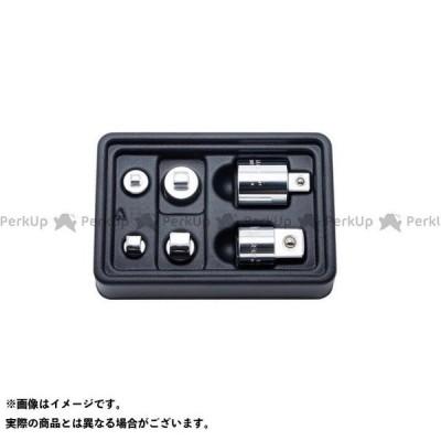 【無料雑誌付き】コーケン PK2346/6 3/8(9.5mm)SQ. アダプターセット 6ヶ組 Ko-ken
