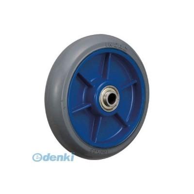 あすつく対応 「直送」 イノアック  LR150WGR 低始動抵抗キャスター 車輪のみ Φ150 グレー シャフトΦ12