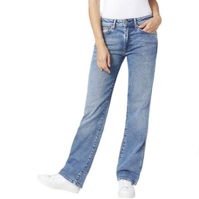 ペペジーンズ カジュアルパンツ レディース ボトムス Pepe jeans New Olympia Denim