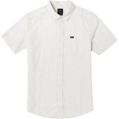 ルーカ メンズ シャツ トップス Endless Seersucker Short-Sleeve Shirt