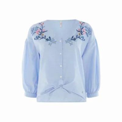 ペペジーンズ ブラウス・シャツ Liv Shirt light blue