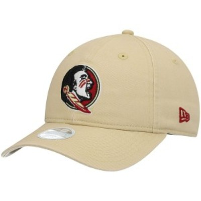 ニューエラ レディース 帽子 アクセサリー Florida State Seminoles New Era Women's Team Core Classic Twill 9TWENTY Adjustable Hat G