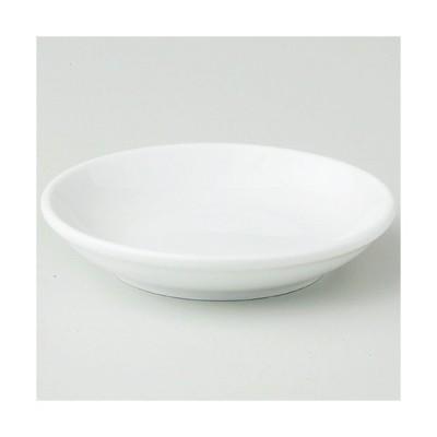 【スートラン タレ皿】小皿 高さ20mm×口径:104【業務用食器】