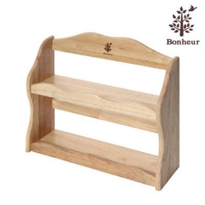 木製スパイスラック ボヌール 木製スパイスラック ボヌール (94383)