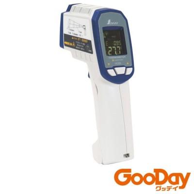 シンワ    放射温度計G耐衝撃デュアルレーザーポイント機能付 1個 73063 ※配送毎送料要