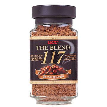 《UCC》117即溶咖啡(90g)
