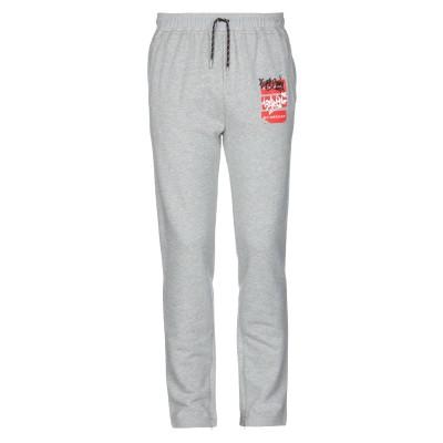 BURBERRY パンツ ライトグレー XL コットン 100% / ポリエステル パンツ