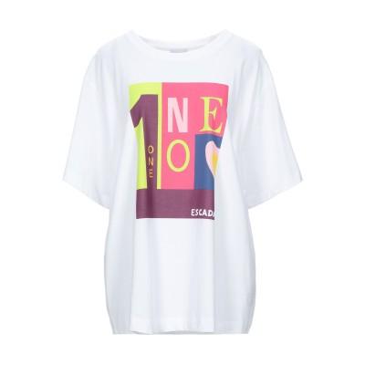ミッソーニ MISSONI T シャツ ホワイト XL コットン 100% T シャツ