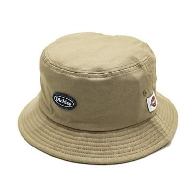 Dickies ディッキーズ ツイル バケットハット 帽子 ハット メンズ レディース CALIF (カリフベージュ Free Size)